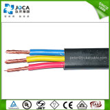 China Hotsale Grace Flat Flexible Power Submersible Pump Cable