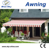 New Design Residential Polyester Retractable 4X4 Awning (B4100)