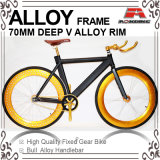 High Quality Alloy Fixed Gear Track Bicycle (KB-700C20)