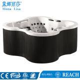 Outdoor Acrylic Massage Heterogeneous SPA Big Tub