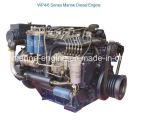 Weichai Wp4 Wp6 Series Marine Diesel Engine with Gearbox