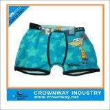 Wholesale Cute Custom Printed Teen Boy Cotton Underwear