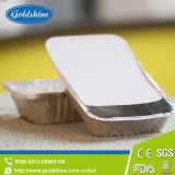 Round Tray Container Aluminum Foil for Food Packing