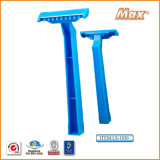Single Stainless Steel Blade Disposable Razor for Medical (LS-1030)