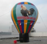 Hot Air Shape Inflatable Balloon, Giant Balloon for Advertising