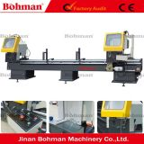 Aluminum Window Frame Double Head 45 and 90 Degree Cutting Machine