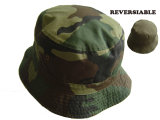 Camo Reversiable Bucket Sports Hat