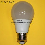 5W LED Bulb Light with Aluminum & Eco Plastic Material