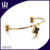Gold Ball Charm Bracelet Ob103