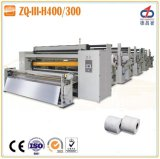 Zq-III-H400 Fully-Automatic Toilet Paper Machine/Toilet Paper Product Making Machinery