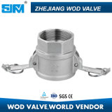 D Type Camlock Coupling Connector (A type/B type/C type/D type/E type/F type/DC type/DP type)