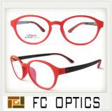2015 Most Popular Single Color Tr90 Plastic Optical Frame