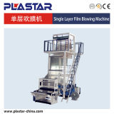 Single Layer HDPE Film Blowing Machine for Food Package