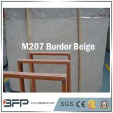 Beige Imported Marble Stone Slabs for Floor Tile/ Wall Tile
