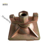 Galvanized Scaffolding Wing Nuts for Formwork System
