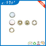 Classical Pearl Prong Snap Button for Kids Wear
