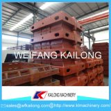 High Quality Sand Boxes, Moluld Box, Gray Iron Ductile Iron Sand Cast Box Product Foundry Equipment