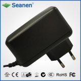 12watt/12W Power Adapter with Europe Pin/EU Pin, GS, Ce Certificated