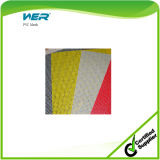 280GSM DIP Coated White PVC Mesh Fabric, Colored Mesh Fabric for Protection Net
