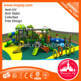 Commercial Children Outdoor Playground Big Slides for Sale