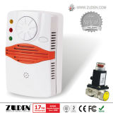 Gas Leakage Detector with Self-Detecting