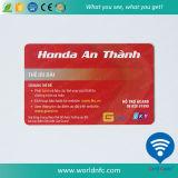 Credit Card Size Full Color Printed PVC Membership Card