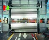 Aluminum Alloy High Speed Spiral Door Rapid Rolling Shutter Door