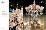 Fashion & Die Casting Luxury Crystal Chandelier Light