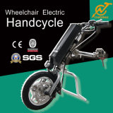 Fashionable and Environment-Friendly Electric Handcycle for Wheelchair