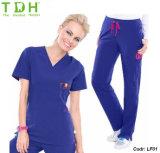 New Style Female Nurse Uniform Designs /Nurse Scrub Suits
