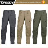 3 Colors Outdoor Tactical Multi-Pockets Long Pant