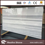 Imported Polished Marmara White Marble Slabs for Wall Tile, Floor Tile