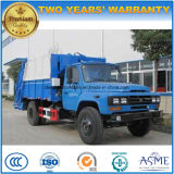 4X2 10 Tons Compactor Garbage Truck 10 Cubic Meters Refuse Truck for Sale