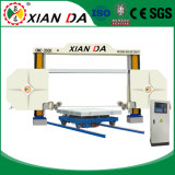 CNC Diamond Wire Saw Edge Cutting Machine for Granite Marble