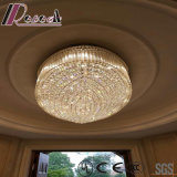 Fashion Big Size Crystal Project Ceiling Lamp Whit Lobby