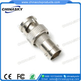 CCTV Straight Type BNC Female to BNC Male Connector (CT5075B)