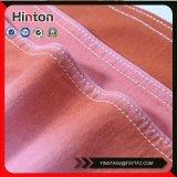 96.5%Cotton 3.5%Spandex Fresh Red Knitting Denim Fabric