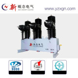 Maintenance Free Outdoor Vacuum Circuit Breaker High Voltage 40.5kv with Permanent Magnetic Operation Mechanism