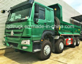 Sinotruck HOWO Dongfeng JAC Beiben Shacman Used Dumper Tipper Truck