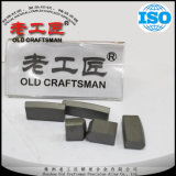 Yg15 Shining Cemented Tungsten Carbide Chisel Inserts for Mining