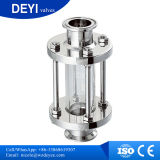 Stainless Steel Hygienic Clamped Inline Sight Glass