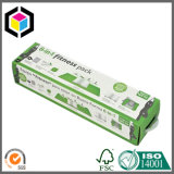 Plastic Handle Strong Cardboard Paper Packaging Box