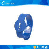 Custom Logo Printed Programmable RFID Tags Wristband