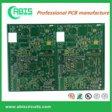 Multilayer Circuit Board Hard Gold PCB with Two Base in China