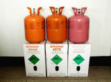 R407 Refrigerant Gas in 11.3kg/25lb Disposable Cylinder