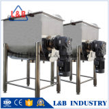Stainless Steel Horizontal Ribbon Mixer for Powder Dry