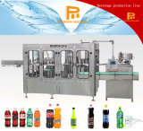 Automatic Carbonated Soda CO2 Drinks Filling and Bottling Machine