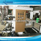 2 Color Flexo Printing Machine for Plastic Bag