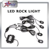 Wholesale Factory Price 4/6/8/12 Pods RGB LED Rock Light Kit with Bluetooth Control