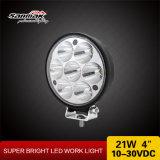 High Efficiency 4′′21W LED Work Lamps for Heavy Duty